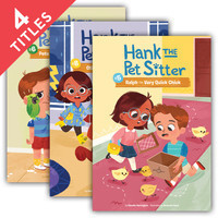 Cover: Hank the Pet Sitter Set 2