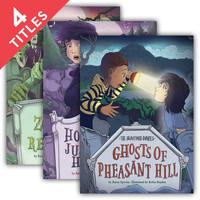 Cover: Graveyard Diaries Set 2