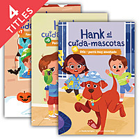 Cover: Hank el cuida-mascotas Set 2 (Hank the Pet Sitter Set 2)