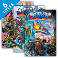 Cover: Skylanders: SuperChargers