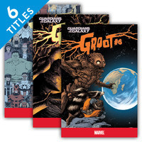 Cover: Guardians of the Galaxy: Groot