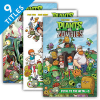 Cover: Plants vs. Zombies Set 2
