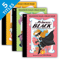 Cover: The Princess in Black