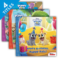 Cover: Puppy Dog Pals