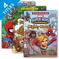 Cover: Marvel Super Hero Adventures