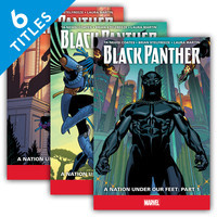 Cover: Black Panther