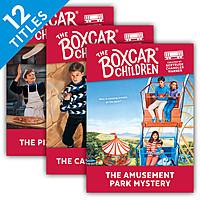 Cover: Boxcar Children