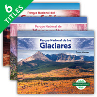 Cover: Parques nacionales (National Parks)