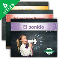 Cover: La ciencia básica (Beginning Science)