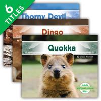 Cover: Australian Animals
