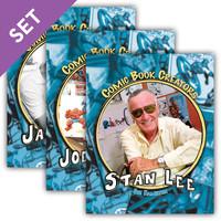 Cover: Comic Book Creators