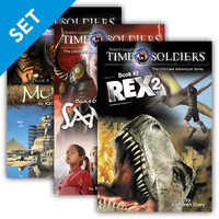 Cover: Time Soldiers