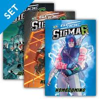 Cover: G. I. Joe SIGMA 6