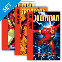 Cover: Iron Man Set 1