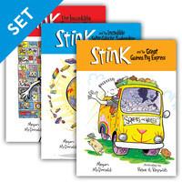 Cover: Stink Set 1