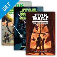 Cover: Star Wars: The Clone Wars Set 1