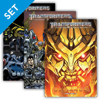 Cover: Transformers: Revenge of the Fallen Official Movie Prequel