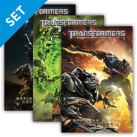 Cover: Transformers: Revenge of the Fallen Official Movie Adaptation