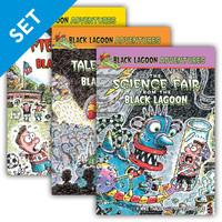 Cover: Black Lagoon Adventures Set 1
