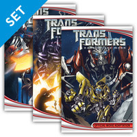 Cover: Transformers: Dark of the Moon Official Movie Adaptation