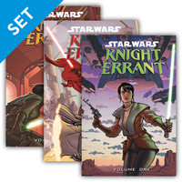 Cover: Star Wars: Knight Errant