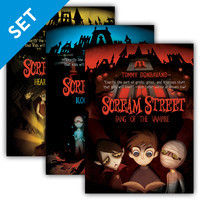 Cover: Scream Street Set 1