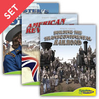 Cover: Graphic History Set 2