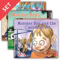 Cover: Monster Boy Set 1