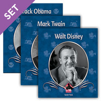 Cover: First Biographies Set 6