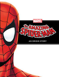 Cover: Amazing Spider-Man: An Origin Story
