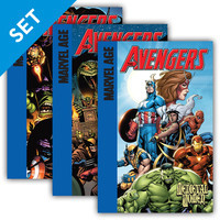 Cover: Avengers Set 3