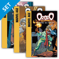 Cover: Ororo: Before the Storm