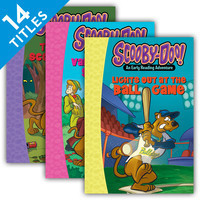 Cover: Scooby-Doo Early Reading Adventures