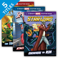 Cover: Mighty Marvel Chapter Books Set 1