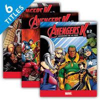 Cover: Avengers K Set 1
