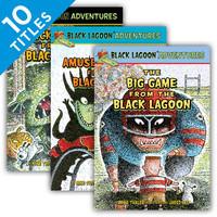 Cover: Black Lagoon Adventures Set 4
