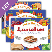 Cover: Super Simple Cooking