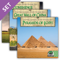 Cover: Troubled Treasures: World Heritage Sites