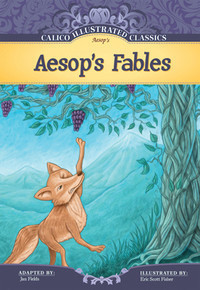 Cover: Aesop's Fables