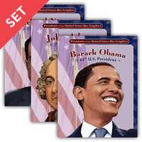 Cover: Presidents of the United States Bio-Graphics