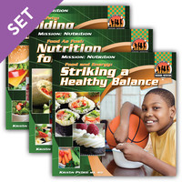 Cover: Mission: Nutrition