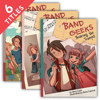 Cover: Band Geeks Set 1