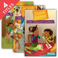 Cover: Carlos & Carmen Set 3