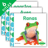 Cover: ¡Me gustan los animales! (I Like Animals! Set 1)