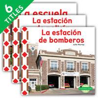 Cover: Mi comunidad: Lugares (My Community: Places)