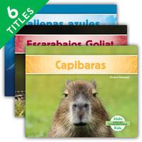 Cover: Especies extraordinarias (Super Species)