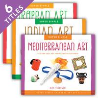 Cover: Super Simple Cultural Art Set 2