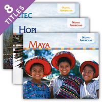 Cover: Native Americans Set 2