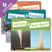 Cover: This or That? Weather