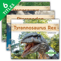 Cover: Dinosaurs Set 1